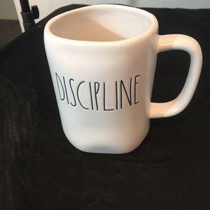 Rae Dunn Mug Discipline